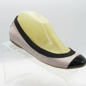 J.Crew Size 6.5 M Pink Ballet Flats Womens B4 C25